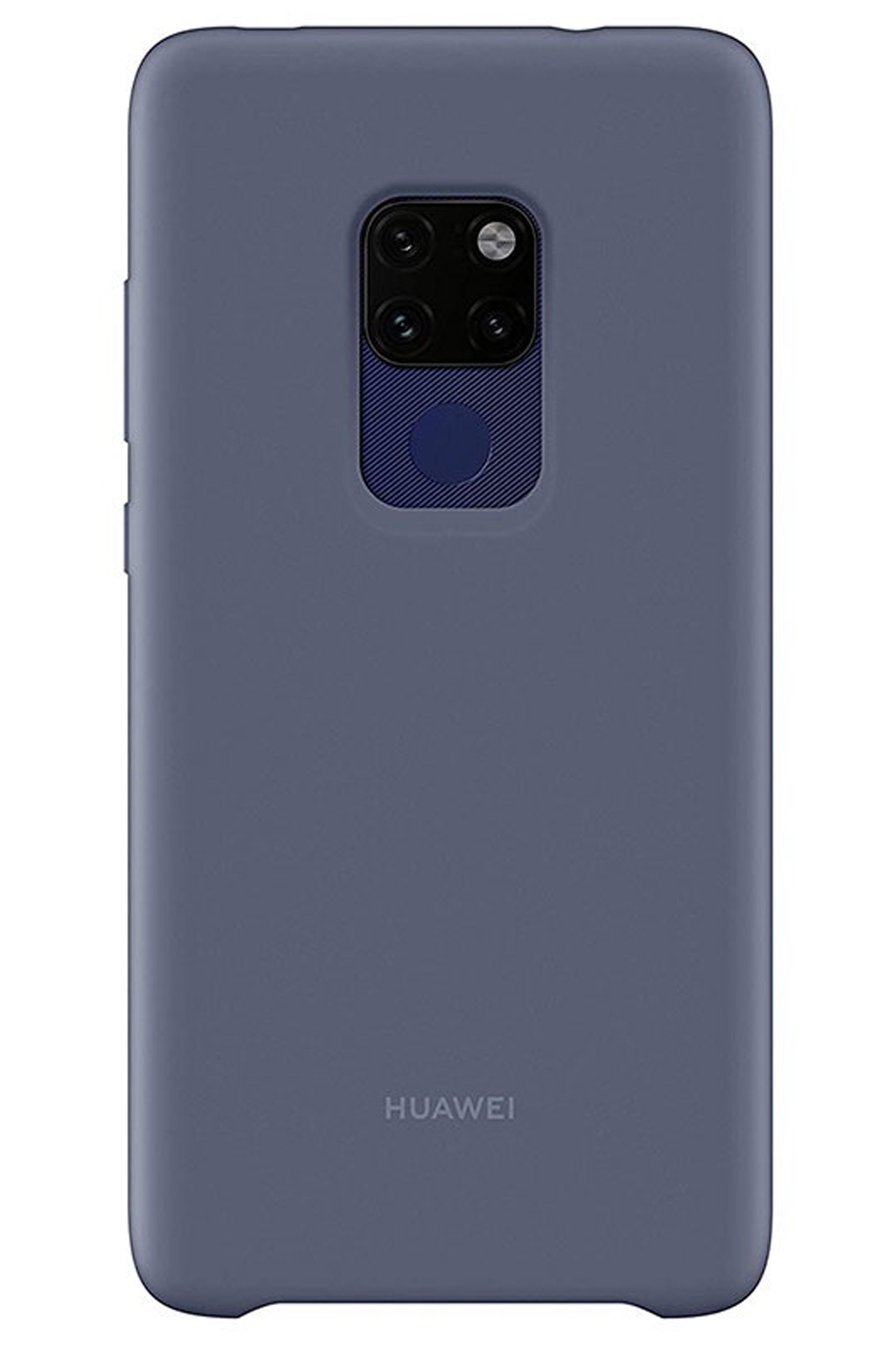 sports shoes 59b7e d474c Details about Official Huawei Mate 20 Light Blue Silicone Car Case -  51992617