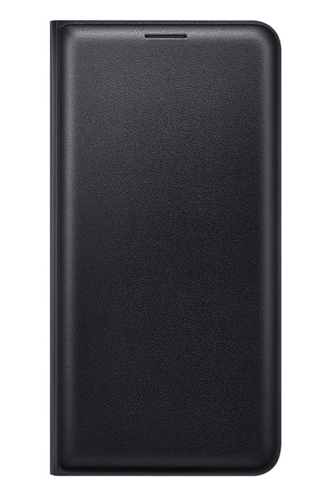 best service cea04 81bee Details about Official Samsung Galaxy J5 2016, SM-J510 Black Flip Wallet  Cover - EF-WJ510PBEGW