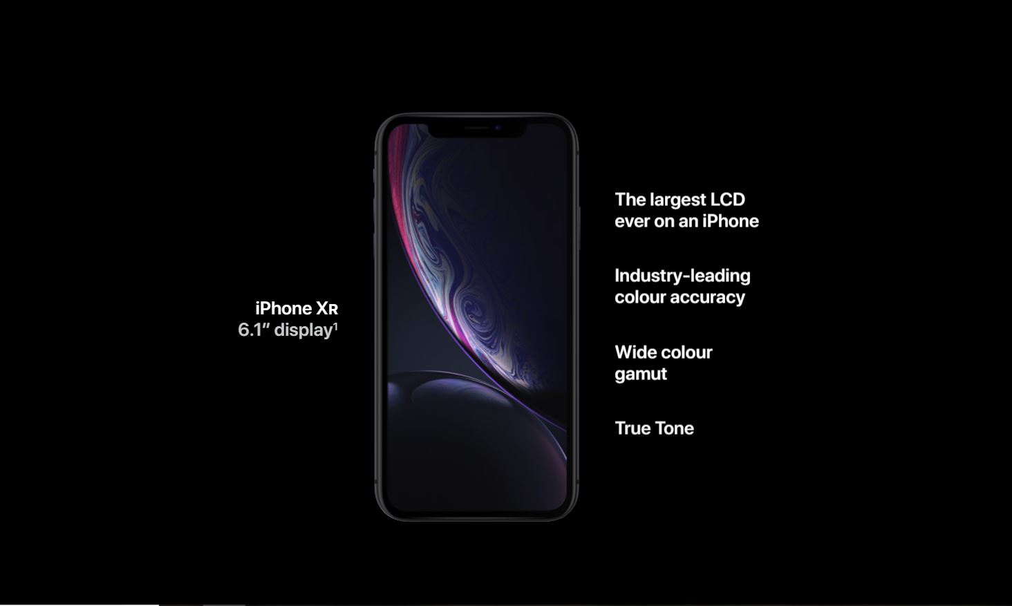 Apple iPhone XR 64GB Sim Free / Unlocked Mobile Phone - Blue