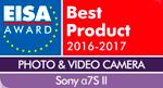 EUROPEAN-PHOTO-&-VIDEO-CAMERA-2016-2017---Sony-7S-II