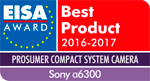EUROPEAN-PROSUMER-COMPACT-SYSTEM-CAMERA-2016-2017---Sony-6300
