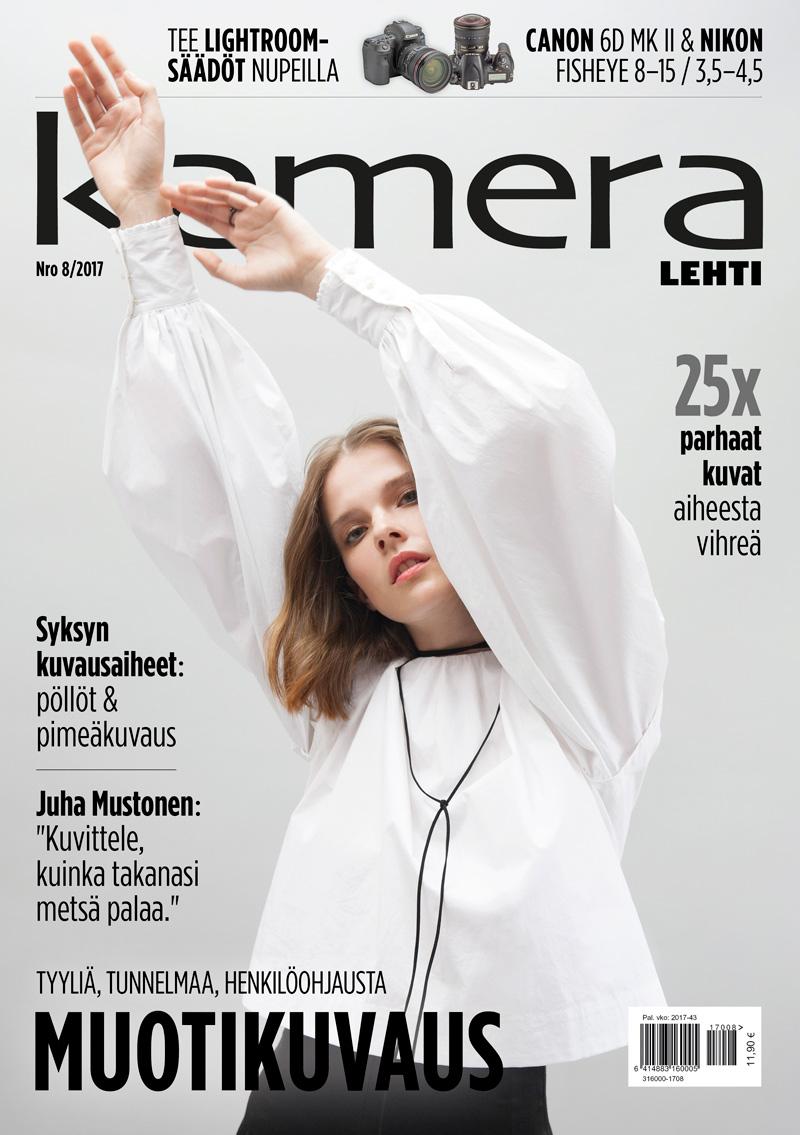 Kamera-lehti 8/2017