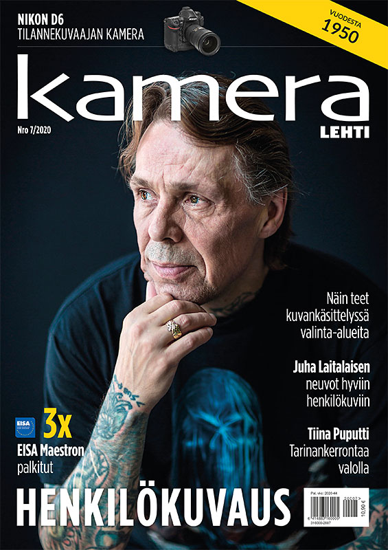 Kamera-lehti 7/2020