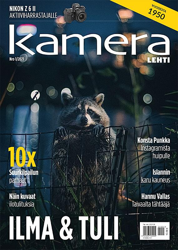 Kamera-lehti 1/2021