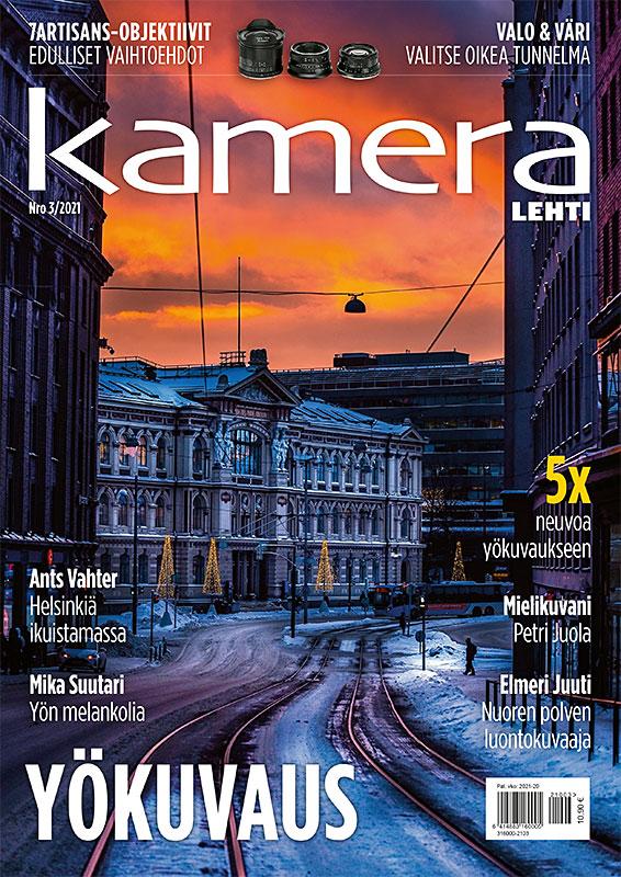 Kamera-lehti 3/2021
