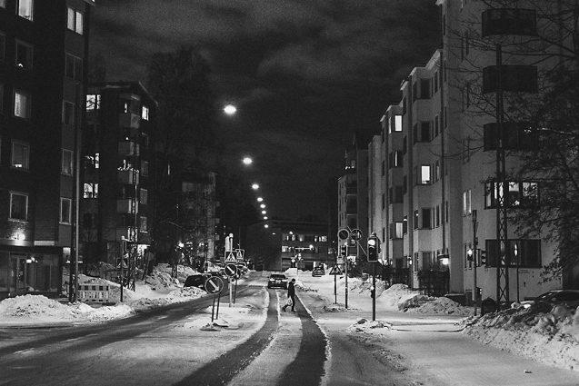 Esa Rosqvist - Urbaani yökuvaus