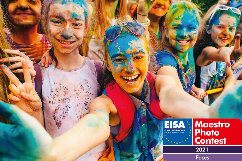EISA Maestro- kilpailu - Faces