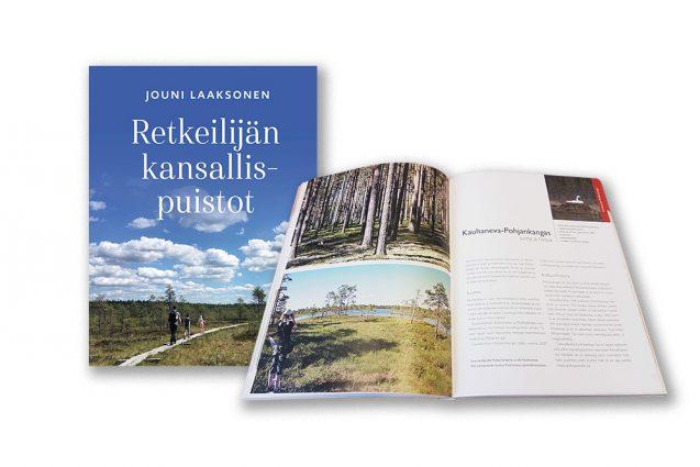 Jouni Laaksonen - Retkeilijän opas