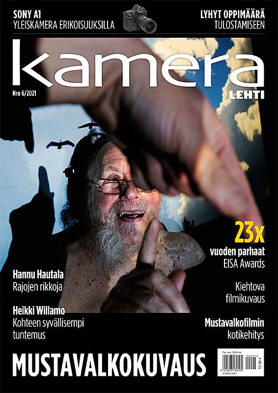 Kamera-lehti 6/2021