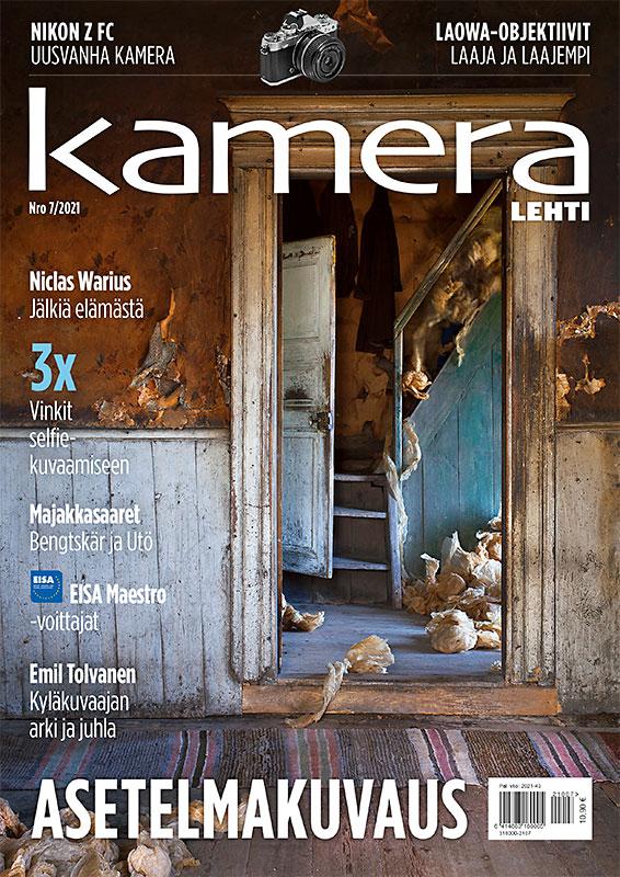 Kamera-lehti 7/2021