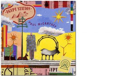 Paul McCartney: Egypt Station – Rockin kruunattu kuningas tarkastaa valtakunnan tilan