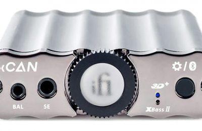 Uusi xCAN-kuulokevahvistin iFi Audiolta – analogisuus yhdistyy bluetooth-yhteyteen
