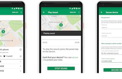Google helpotti kadonneiden mobiililaitteiden löytämistä sisätiloissa