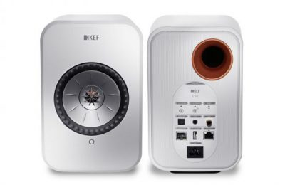 KEFin tuoreisiin LSX-kaiuttimiin tuli laiteohjelmistopäivityksellä Roon ja Spotify Connect