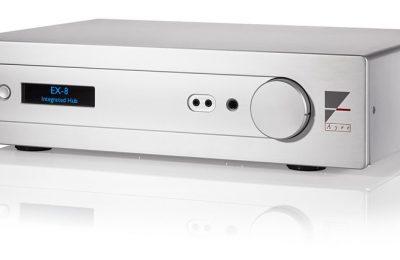 Ayre Acoustics esitteli ensimmäisen laitteen uuteen 8-sarjaansa – 100 wattia tehoa ja monipuoliset liitännät