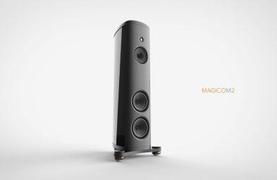 Orgaanista soundia? – Magicon M2-kaiuttimessa on käytetty hiilikuitua, grafeenia ja timanttia