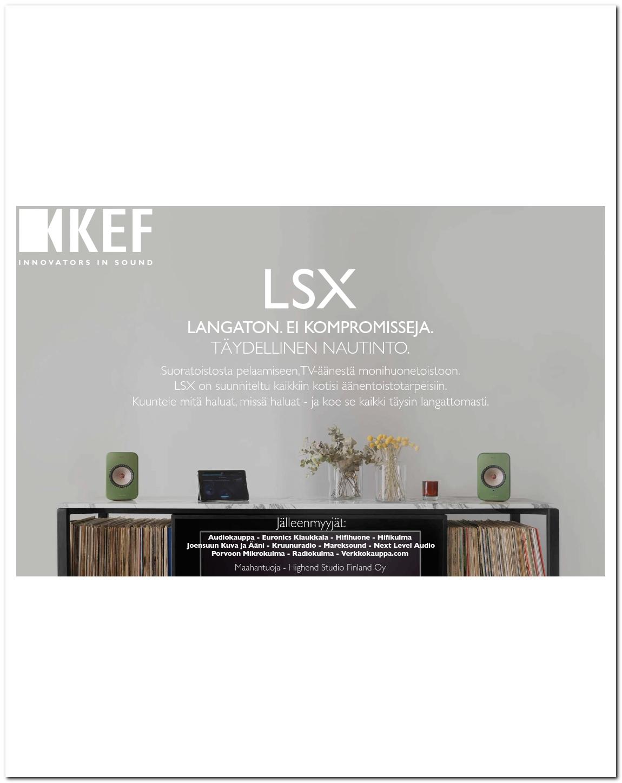 ILMOITUS: KEF