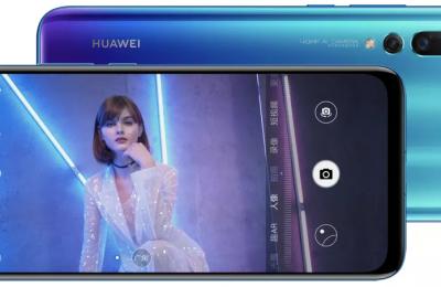 Huawei julkisti oman kamera-aukollisella näytöllä varustetun Nova 4 -puhelimensa – takakamerassa jättilläiskenno