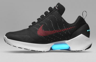 Nikelta tulee halvemmat HyperAdapt 2.0 -älykoriskengät keväällä 2019 – kiristyvätkö nauhat edelleen itsestään?