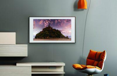 Samsungin patentti paljastaa – virtajohdoton televisio kehitteillä?
