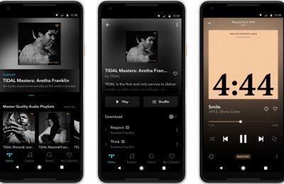 Tidal tuo Masters-äänenlaadun kaikille Android-puhelimille – tähän asti saatavilla rajoitetusti
