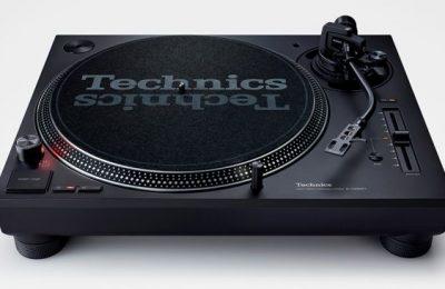 Technicsin legendaarinen dj-soitin päivittyi seitsemänteen sukupolveen