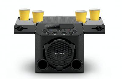 Sonyn uusi bilekaiutin on varustettu juomatelineillä