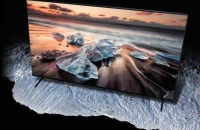 Samsungin 98-tuumaisessa 8k-televisiossa riittää kokoa ja resoluutiota