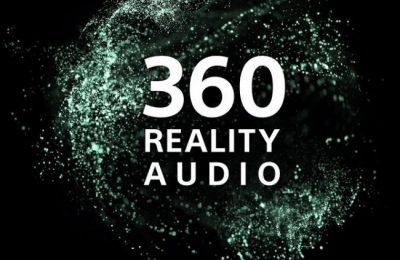 Sonyn 360 Reality Audio tulee saataville tämän vuoden aikana 1 000 kappaleen voimin