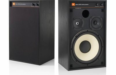 JBL esitteli uuden version legendaarisista studiomonitoreistaan