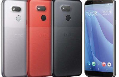 HTC tuo 200 euron hintaluokkaan sijoittuvan Desire 12s -puhelimen Suomeen