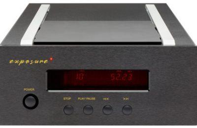 Exposure laajensi kompaktia XM-sarjaansa cd-soittimella