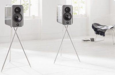 Q Acoustics on esitellyt highend-luokan Concept 300 -jalustakaiuttimen – huomiota kiinnitetty erityisesti värähtelyjen minimointiin