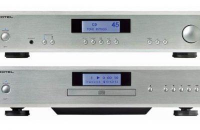 Rotelilta kaksi budjettiluokan laitetta – vahvistin ja cd-soitin