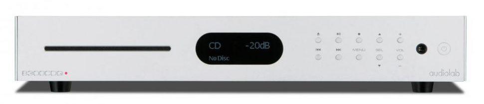 Audiolab esitteli uuden cd-soittimen – mukana analoginen etuvahvistin ja tuki mqa-toistolle