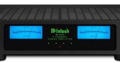 McIntoshilta uusia kiinteästi asennettavia audiolaitteita Euroopan markkinoille