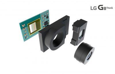 LG:n tulevaan G8 ThinQ -puhelimeen tulee ToF-kamera