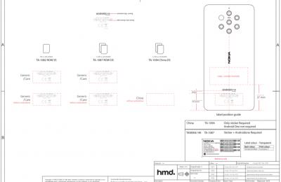 Tietoja Nokian tulevasta 9 PureView -puhelimesta paljastui FCC:n tiedoista