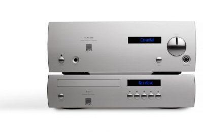 ATC on esitellyt uuden stereovahvistimen ja cd-soittimen