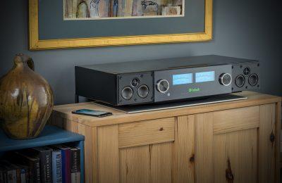 McIntosh julkisti soundbarinakin toimivan äänentoistojärjestelmän