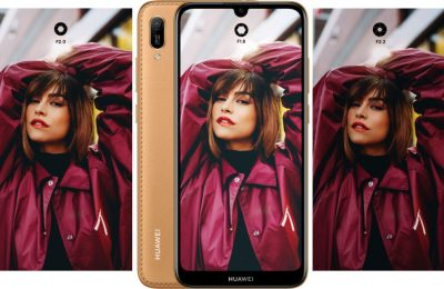 Huawei esitteli Y6 Pro 2019 -puhelimen – saataville myös tekonahkalla viimeisteltynä