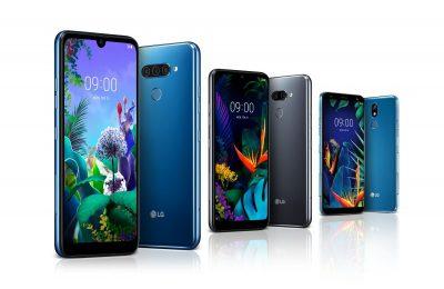 LG esitteli kolme puhelinta kovakouraiseen käyttöön – edustavat budjetti- ja keskiluokkaa
