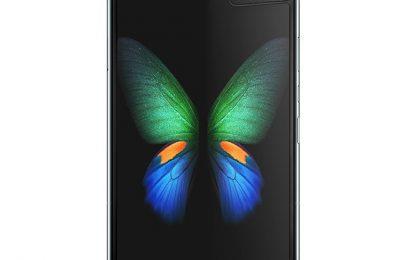 Samsungin taittonäytöllinen Galaxy Fold saapuu Suomeen toukokuun alussa