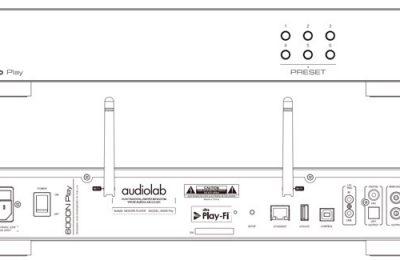Audiolabilta tulossa keväämmällä uusi 6000N Play -verkkosoitin