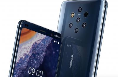 Nokia 9 Pureview saapuu myyntiin torstaina – viisi takakameraa ja 599 euron hintalappu
