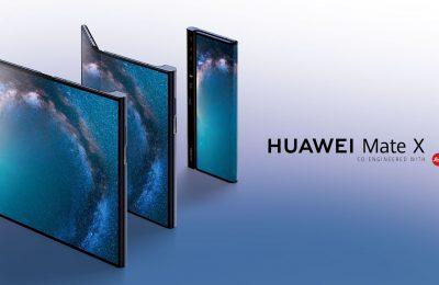 Huaweikin esitteli taittonäytöllisen puhelimen – Mate X:ssä 5G-yhteys