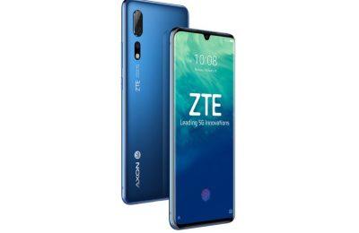 ZTE tuo ensimmäisten joukossa 5G-puhelimen Suomeen – myyntiin Elisan kautta