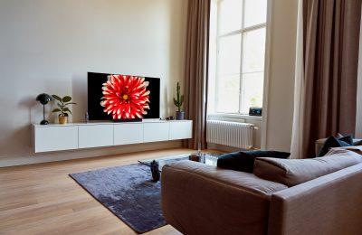 Testissä LG OLED 55B8 -televisio – mustinta mustaa