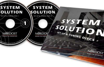 Nordost päivitti System Set-Up & Tuning Disc -testilevynsä