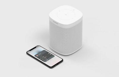 Sonoksen One-kaiutin uudistui kevyesti – uusi prosessori, enemmän muistia ja Bluetooth LE
